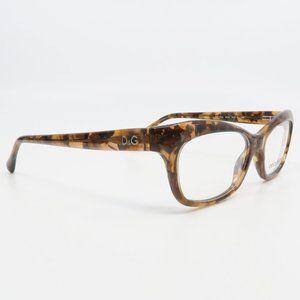 DG 1232 2550 Dolce & Gabbana Brown Marble Glasses
